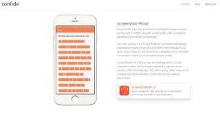 Confide'nin yeni iOS sürümünde konuşmalarınızın ekran görüntüleri alınamayacak