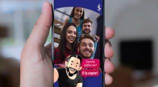 Snapchat'ten İş Bankası ve Cem Yılmaz'a özel filtre