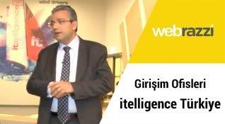 Girişim Ofisleri'nde bu hafta: itelligence Türkiye'nin ofisi ve çalışma dünyası