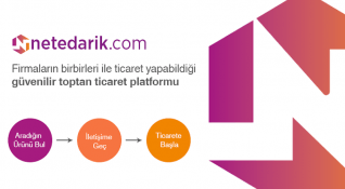 Netedarik.com: Toptan ticarete odaklanan pazar yeri