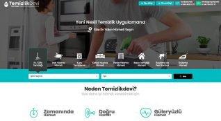 Temizlik odaklı pazar yeri girişimi Temizlikdevi.com, 3 milyon TL değerleme ile yatırım aldı