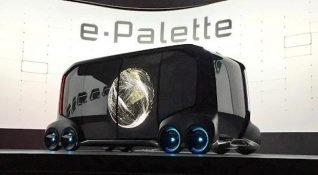 Taşımacılık sektörünün değişimi: Toyota'nın yeni otonom taşımacılık aracı