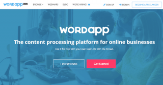 Wordapp.io: 28 dilde içerik ihtiyacını karşılayan yerli içerik platformu