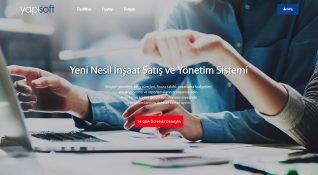 Yeni nesil inşaat satış ve yönetim sistemi: Yapısoft