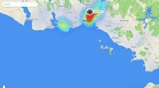 Snapchat'in Snap Map'i artık web üzerinden kullanılabiliyor