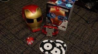 Hasbro'nun Avengers seti, AR destekli Iron Man olmanızı sağlıyor