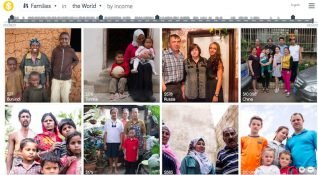 Ailelerin yaşamlarını gelir seviyesine göre fotoğraflarla gösteren proje: Dollar Street