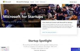 Microsoft'tun, 500 milyon dolarlık kaynak ayırdığı girişim programı: Microsoft for Startups