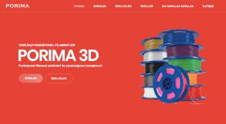 Yerli filament üreticisi Porima, 3B yazıcıları nanoteknolojiyle güçlendirecek