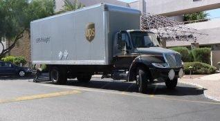 UPS, elektrikli lojistik araç filosunu kuruyor