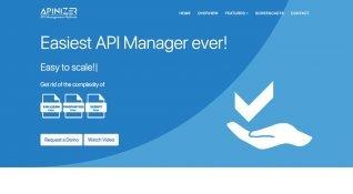 API yönetimi için yerli alternatif: Apinizer