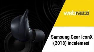Samsung Gear IconX (2018) incelemesi