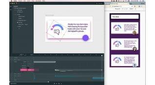 Yazılım ve tasarımcıların etkileşimli arayüzler üzerinde beraber çalışabildiği platform: Haiku