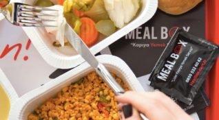 Meal Box, Hasan Aslanoba'dan 500 bin dolar yatırım aldı