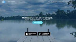 Strese ve uykusuzluğa savaş açan mobil uygulama: Meditasyon