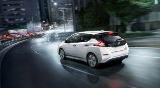 Nissan tarafından üretilen sürücüsüz taksiler, Japonya'da test sürüşüne başlıyor