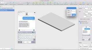 Sketch'in yeni izometrik tasarım eklentisi: Sketch Isometric Plugin