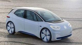 Volkswagen, ilk elektrikli aracı I.D.'nin üretimine 2019'un sonunda başlayacak