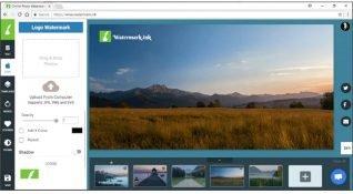 Fotoğraflara online olarak filigran eklemenizi sağlayan ücretsiz araç: Watermark.ink