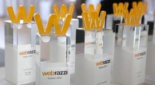 Webrazzi Ödülleri 2017 ödül töreninden kameraya yansıyanlar