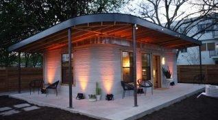 3D baskı ile 24 saatte ev üreten sosyal girişim: ICON