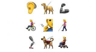 Apple engelli bireyleri temsil eden 13 emojiyi yayına almak istiyor