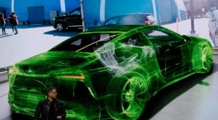Nvidia, sanal gerçeklik ile gerçek hayatta bir araba sürmeyi mümkün kılabilir