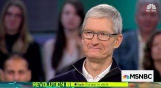 Tim Cook, Zuckerberg'in yerinde olsa bu durumda olmayacağını söyledi