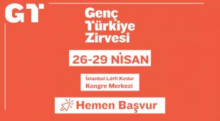 Genç Türkiye Zirvesi Başvurularında Son Günler!
