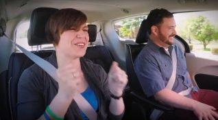 Waymo, sürücüsüz araçlarını test eden kişilerin tepkilerini gösteren bir video paylaştı