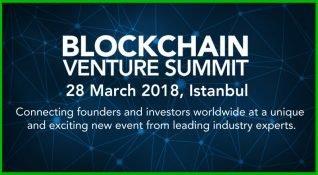 Blockchain Venture Summit'in programı belli oldu! [İndirimli biletler için son 3 gün]