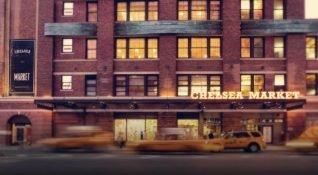 Google, Manhattan'ın önemli binalarından Chelsea Market'ı 2,4 milyar dolara satın aldı