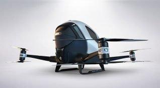 Otomobil üreticisi Porsche, drone taksi üretmeye hazırlanıyor