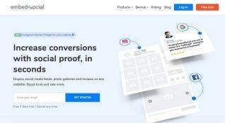 Sosyal medyada hikaye oluşturmak için yeni platform: EmbedStories