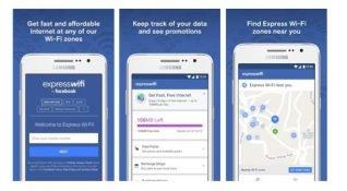 Facebook, yayınladığı Express Wi-Fi uygulamasıyla veri paketi satıyor