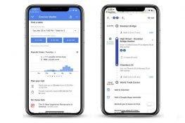 Google Maps, iOS kullanıcılarına restoranlardaki bekleme sürelerini gösteriyor