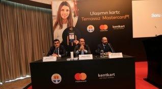 Ulaşımda temassız Mastercard kullanımı, 4 şehrin ardından şimdi de Adana'da