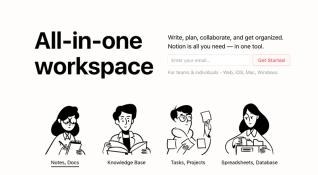 Toplantılar, notlar, yapılacak listeleri ve daha fazlasını yönetebildiğiniz üretkenlik aracı: Nation