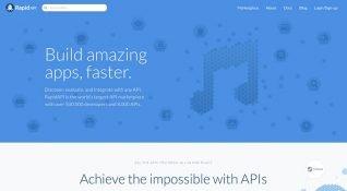 API pazar yeri RapidAPI, 9 milyon dolar yatırım aldı