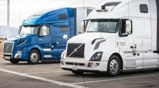 Uber'in sürücüsüz kamyonları yük taşımaya başladı