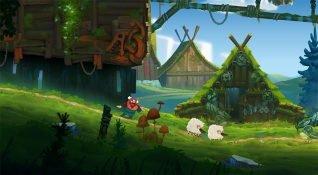 iOS için yerli aksiyon – macera oyunu: Oddmar