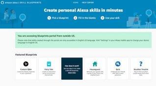 Kodlama bilgisi olmadan Alexa'yı kişiselleşitirmek: Blueprints