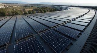 Apple'ın tüm üretim tesisleri artık yüzde 100 yenilenebilir enerji ile çalışıyor