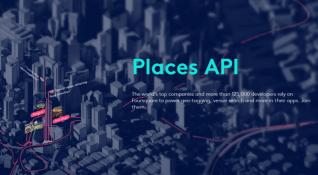 Foursquare, girişimler ve KOBİ'ler için yeni konum API'nı yayınladı