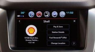 Chevrolet ve Shell yakıt ödemelerini araç içine entegre ediyor