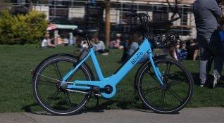 Yerli elektrikli bisiklet paylaşım girişimi: Bizero