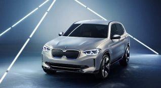 BMW, ilk elektrikli SUV modeli iX3'ü görücüye çıkarıyor
