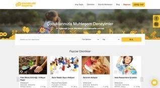 Çocuklara özel etkinlik platformu: Çocuklar Keşifte