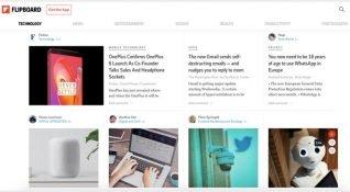 Flipboard, yeni sürümünde teknoloji içeriklerini odağına alıyor