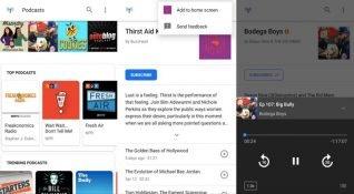 Google'ın Podcast çözümü Android telefonunuzun içinde saklı